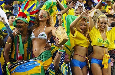 World Cup 2014 Off-The-Wall Wagers And Props
