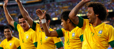 Confederations Cup betting: Host nation favored