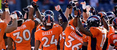 How to cap the four playoff-bound NFL teams down the stretch