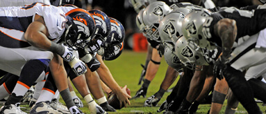 Raiders at Broncos? NFL bloggers debate who will cover