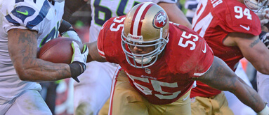 49ers or Seahawks? NFL bloggers debate who will cover in NFC Championship