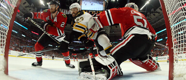 Blackhawks at Bruins: What bettors need to know