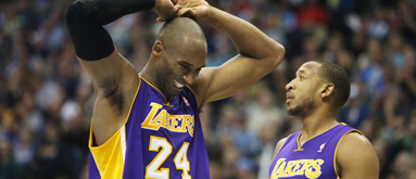 'Old damn' Lakers face grueling schedule ahead