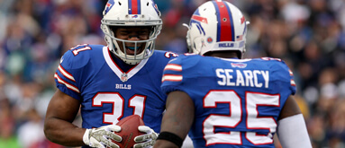 Falcons at Bills: What bettors need to know