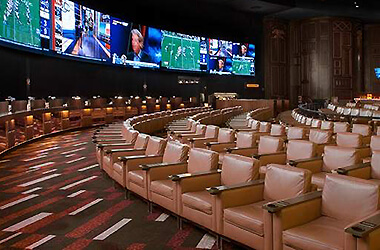 A look back at Las Vegas sportsbook renovations in 2016