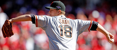NLCS betting preview: Giants at Cardinals