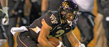 Game of the Day: Wake Forest at Boston College