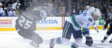 NHL game of the day: Canucks at Kings