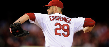 Cardinals' Carpenter likely out for 2013 campaign