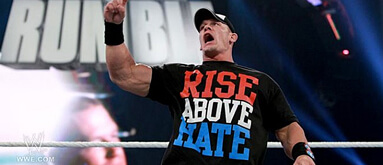 Ready to Rumble: John Cena the favorite for WWE Royal Rumble