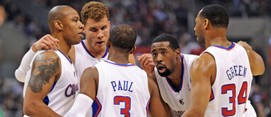 Clippers' winning ways have books sweating NBA futures