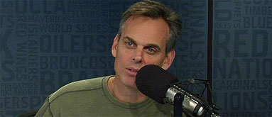 Cowherd thinks betting will keep the NFL on top of the sports mountain.