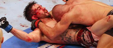 UFC Fight Night 27 betting: Condit's experience will KO Kampmann