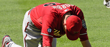 Four MLB ace pitchers running out of gas in September
