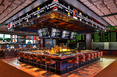 Cosmopolitan's new sportsbook setting a standard for the Las Vegas Strip