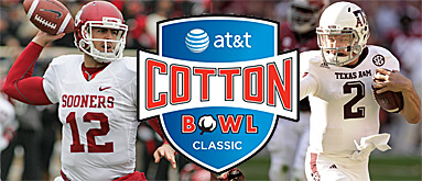 Cotton Bowl: What bettors need to know
