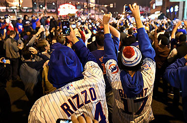 Las Vegas is in love with the World Series champion Cubs in 2017