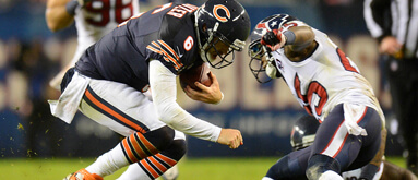 Capping QB concussions: Cutler most valuable to spread