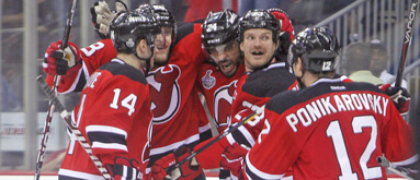 NHL betting review: Devils lose Cup, win big for bettors