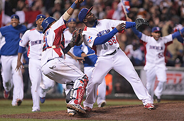 USA, Dominican Republic co-favorites to win the 2017 World Baseball Classic