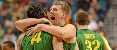NCAA tournament selection winners and losers