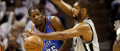 Spurs at Thunder: What bettors need to know