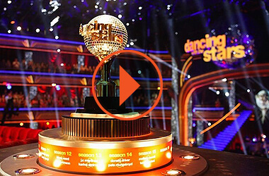 Dancing With The Stars: Season 24 betting odds