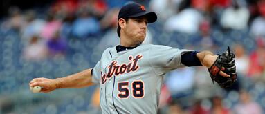 Sunday Night Baseball: Tigers at Rangers