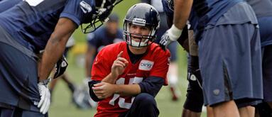 NFL training camp: QB battles bettors should follow