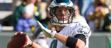 Redskins at Eagles: What bettors need to know