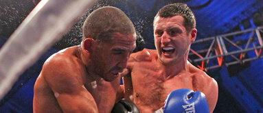 Home crowd has huge impact on Froch vs. Kessler 2