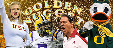 How To Bet - Covers exclusive: Golden Nugget's opening college football spreads