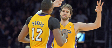 Lakers playoff prop huge hit with bettors, big win for books