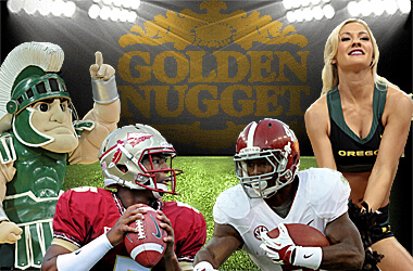 Golden Nugget's 2014 College Football 'Games of the Year' spreads