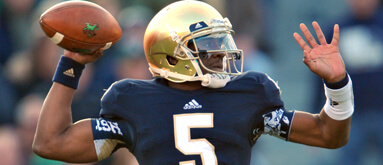 Books lose faith in Irish without Golson