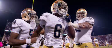 Notre Dame at USC: What bettors need to know