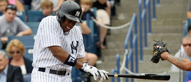 Yankees' Granderson out 10 weeks after fracturing forearm