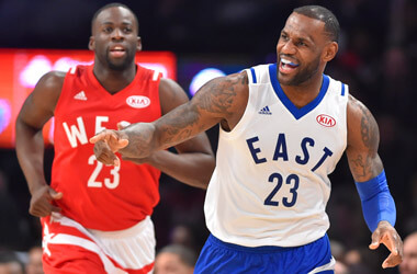 NBA All-Star Game betting preview  Western Conference vs. Eastern Conference fb0c28408
