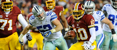 Seahawks at Redskins: What bettors need to know