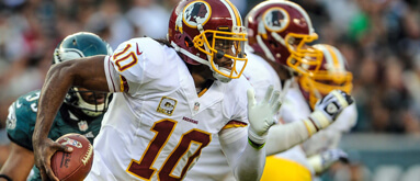 Monday Night Football betting: 49ers at Redskins
