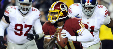 Chiefs at Redskins: What bettors need to know