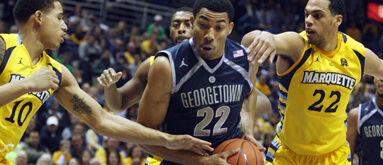 NCAAB game of the day: Pitt at Georgetown