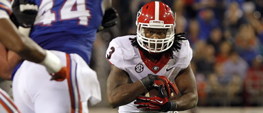 Georgia at Auburn: What bettors need to know