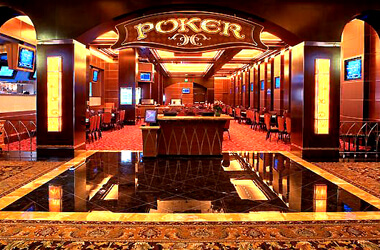 Despite declining popularity Vegas still offers good poker rooms