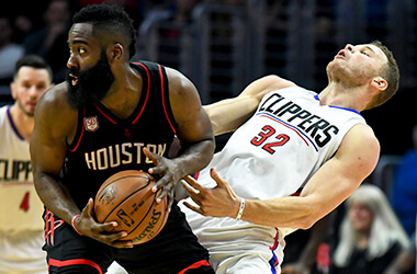 Monday's NBA Game of the Day: Rockets at Clippers
