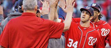 NLDS betting preview: Nationals at Cardinals