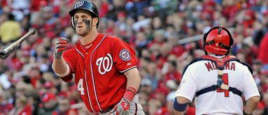 NLDS betting preview: Cardinals at Nationals