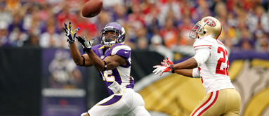 Report: Vikings' Harvin to be dealt to Seahawks for picks
