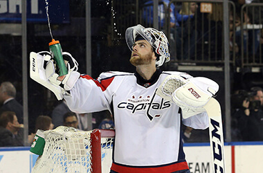 Capitals move Stanley Cup odds at NHL Trade Deadline