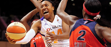 Four ways to bet the final week of the WNBA season